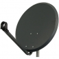 Preview: Sat Antenne Stahl 60 x 55 cm