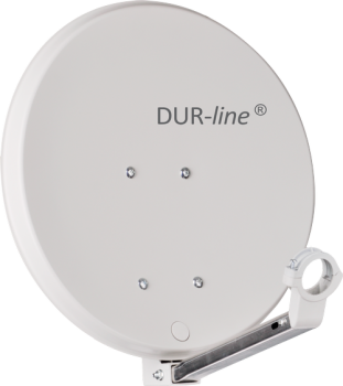 DUR-line DSA 40 + Inverto ECO Single LNB - 1 Teilnehmer Set