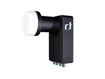 Inverto Black Ultra HGLN Quad L-Shape LNB 40mm