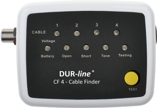 DUR-line CF 4 - Cable Finder