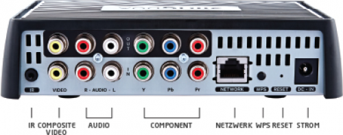 Slingbox M1 by Echostar (DE-Version)